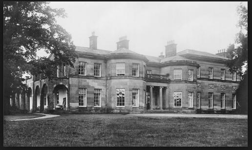 Historical picture of Alderley Park