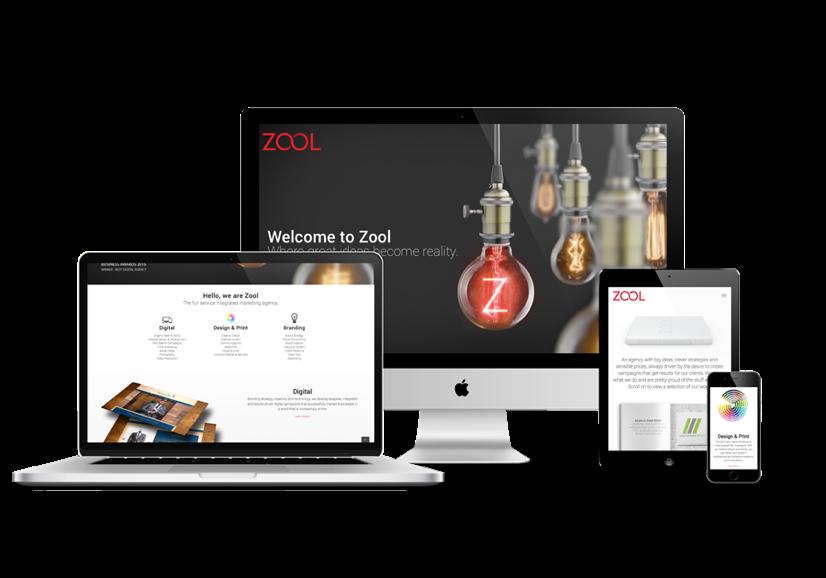 Zoo's New Website