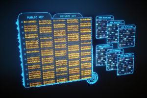 blockchain virtual data files
