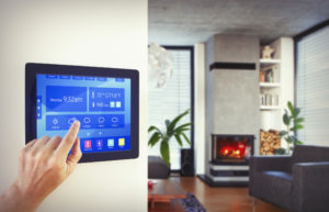 IoT being used to control heating
