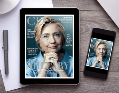 Interactive magazine on tablet and smartphone