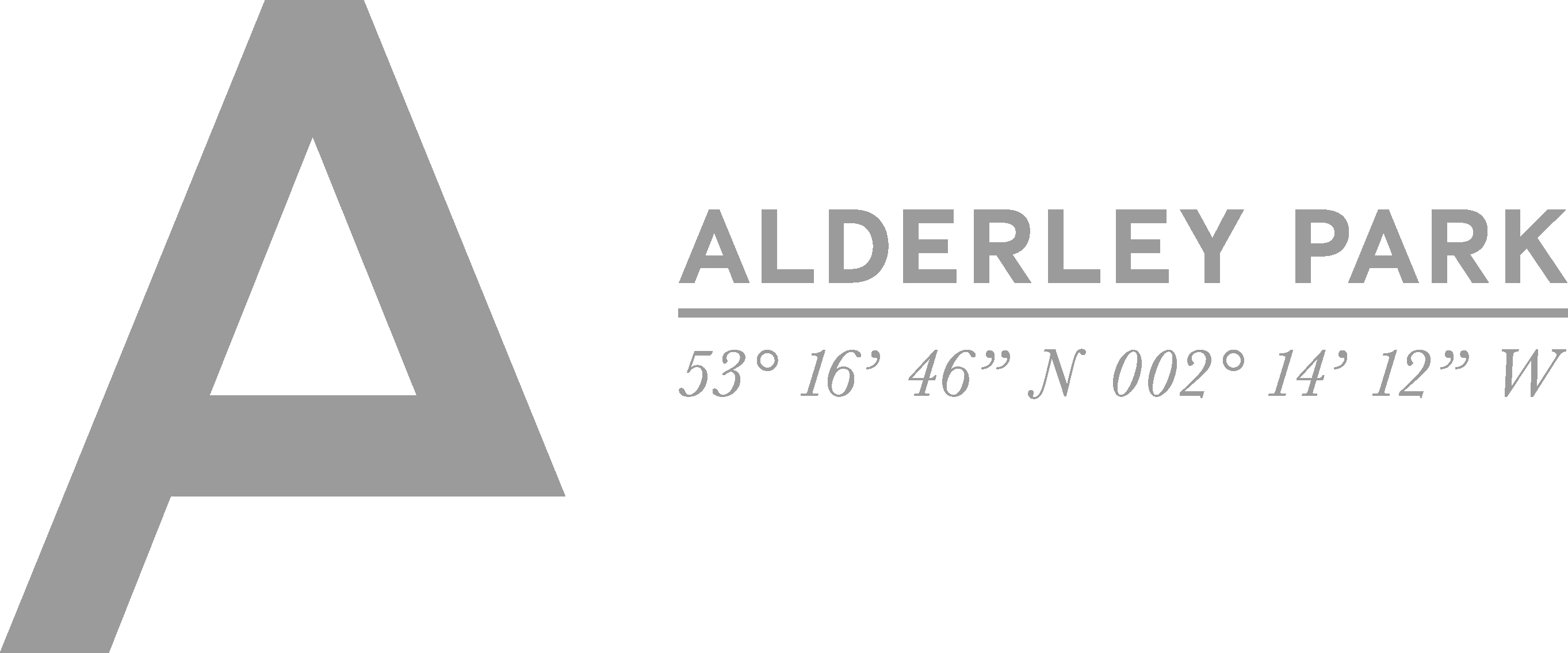 Alderley Park logo grey