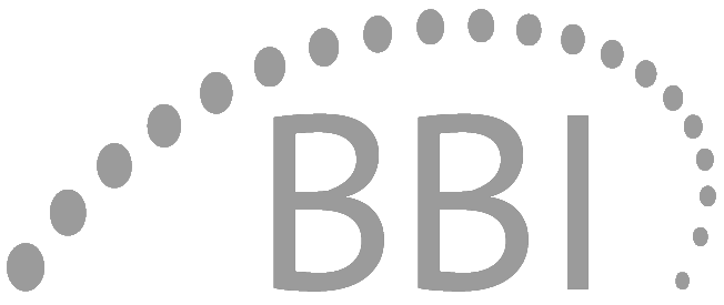 BBI logo grey