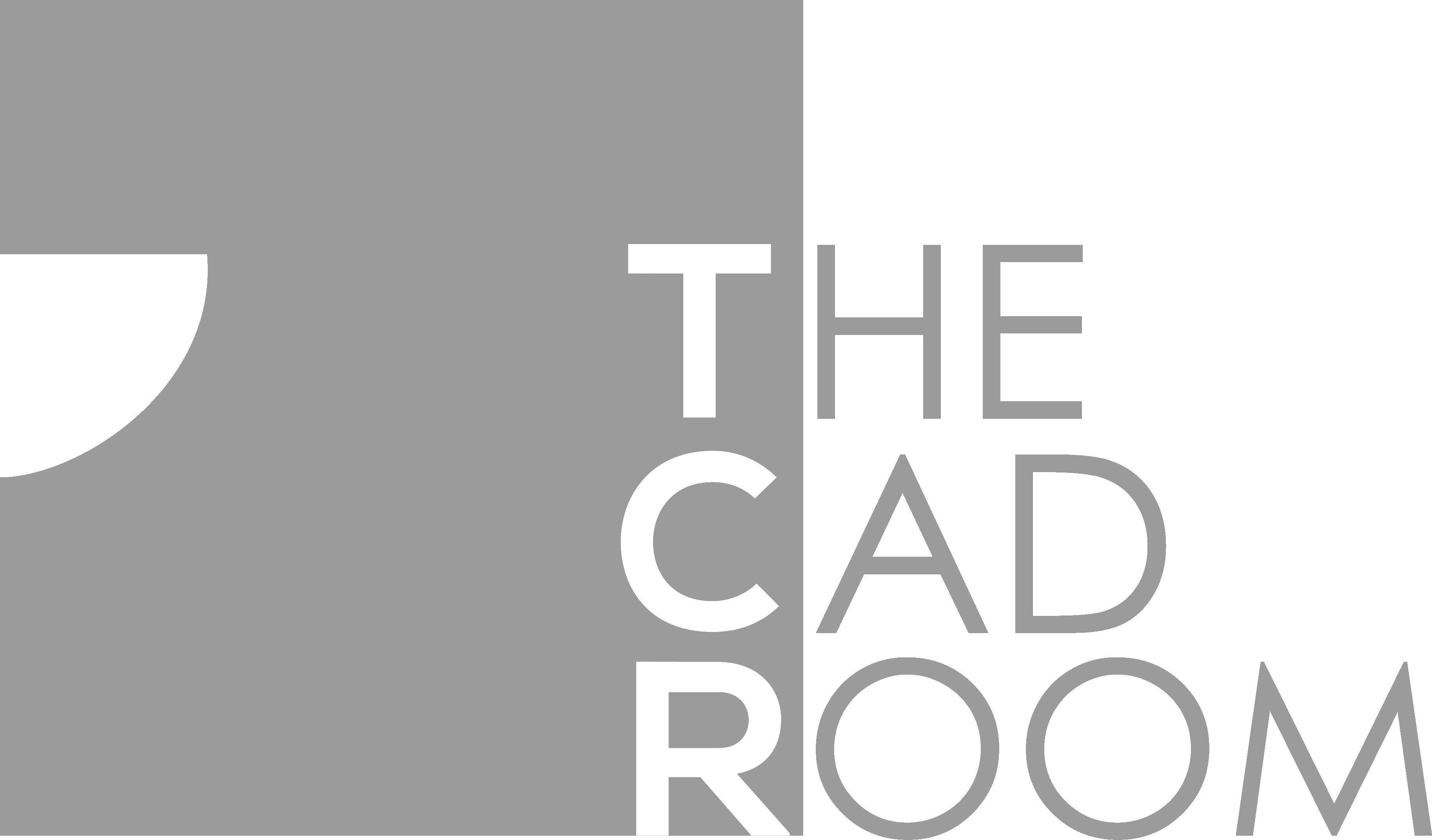 The CAD Room logo grey