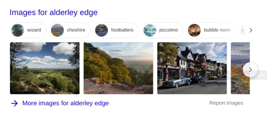 image pack of alderley edge