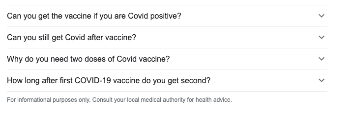 people also ask about covid-19 vaccine